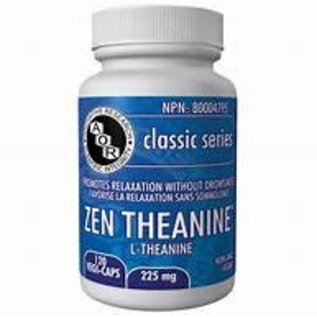 AOR Zen Theanine 225mg 120vcaps