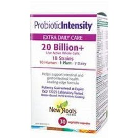 New Roots Probiotic Intensity 20billion 30 vegetable capsules