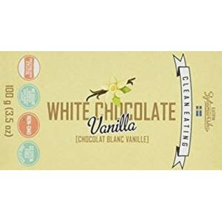 Clean Eating White Chocolate 100g