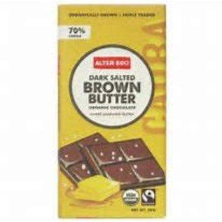Alter Eco Fair Trade Dark Brown Butter