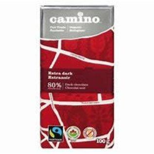 Camino Extra-Dark 80% Cocoa