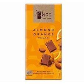 Ichoc Ichoc Almond Orange Vegan