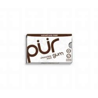 Chocolate Mint Gum 9pc
