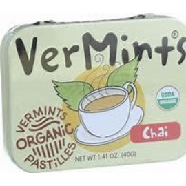 VERMINTS Vermints CANDY CHAI PASTILLES ALL 1.41 OZ