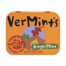 VERMINTS Vermints CANDY GINGERMINT ALL NTRL 1.41 OZ