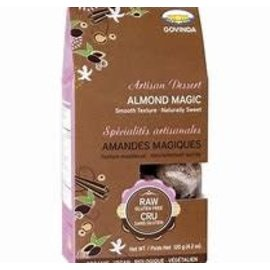 Govinda Almond magic 120g Organic Vegan
