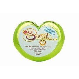 sacred chocolate Sacred Chocolate Zero Pointe Mint 40.8g