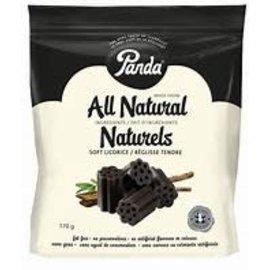 Panda Natural Soft Licorice Bag 170g