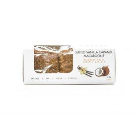 Zimt Chocolates Salted Vanilla Caramel 70g
