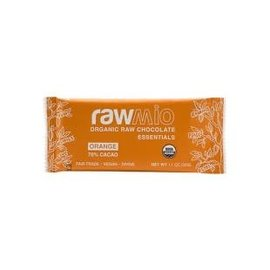 Rawmio Orange 70% Cacao 30g