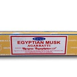 Sataya Egyptian Musk 20 sticks