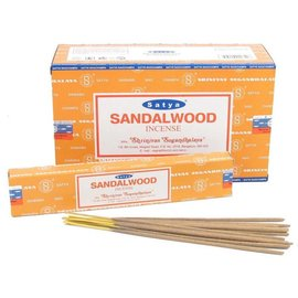 Sataya Sandalwood incense sticks (20)