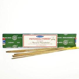 Sataya Patchouli Forest 12 incense sticks