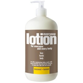 Everyone Everyone Lotion: coconut+lemon