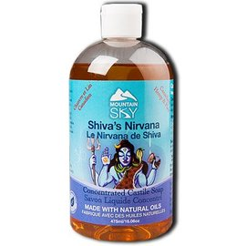 Mountain Sky Soaps - Canadian Shiva's Nirvana Castile Liquid Soap