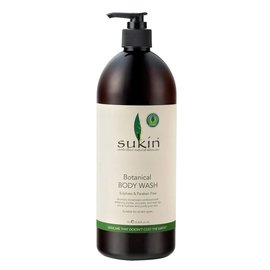 Sukin Botanical Body Wash 1 L