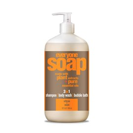 Everyone Everyone Soap: citrus+mint 946ml