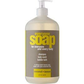 Everyone Everyone Soap: coconut+lemon 946ml