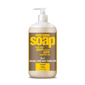 Everyone Everyone Soap Coconut & Lemon 473ml