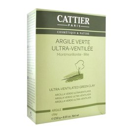 Cattier Ultra ventilated green clay 250g