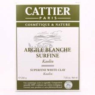 Cattier Superfine White Clay 200g