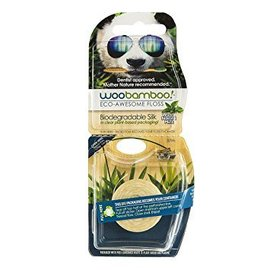 Woo Bamboo Woo Bamboo Dental Floss 37m