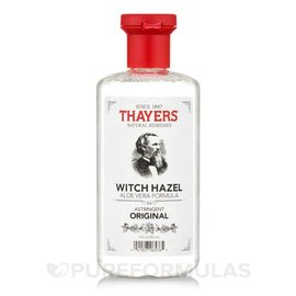 Thayer's WitchHazel Aloe Vera Astringent 355ml
