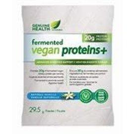 Genuine Health Genuine Health Veg protein sachet vanilla 29.5g