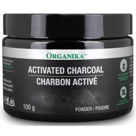 Organika Activated Charcoal 100g