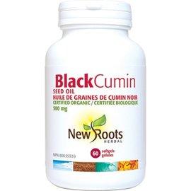 New Roots Black Cumin seed oil 60 softgels