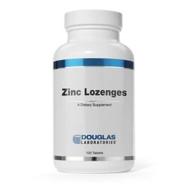 Douglas Zinc Lozenges 100 10mg