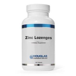 Douglas Zinc Lozenges 100 10mg