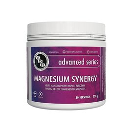 AOR Magnesium Synergy 250gr 30 servings