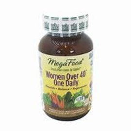 Mega Food Women over 40 One daily 72's