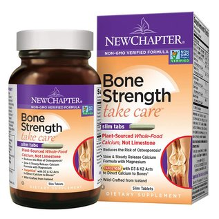 New Chapter Bone Strength Take Care 60 t