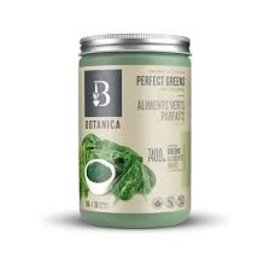Botanica Perfect Greens -unflavoured 216g