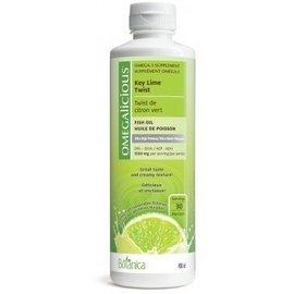 Botanica Key Lime Twist Fish Oil EPA-DHA 1500mg  450ml