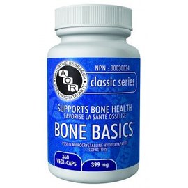 AOR Bone Basics 399mg 360caps