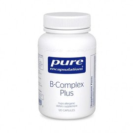 Pure Encapsulations B-Complex Plus 60s