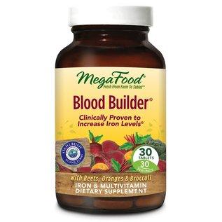 Mega Food Blood Builder 30 tablets