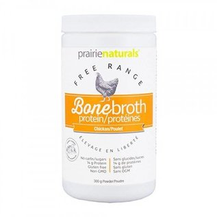 Prairie Naturals Bone Broth - Chicken 300g powder