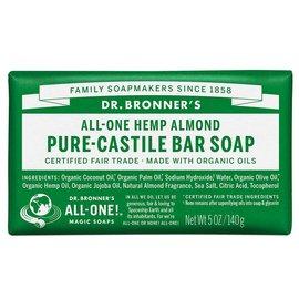 Dr. Bronner Almond Bar Soap