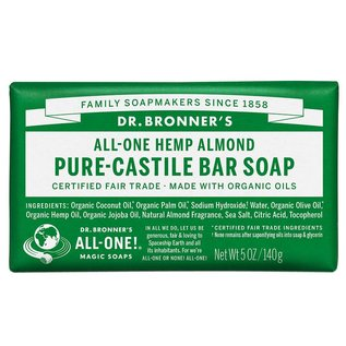 Dr. Bronner Almond Bar Soap