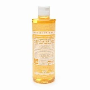 Dr. Bronner CASTILE soap CITRUS 16 OZ