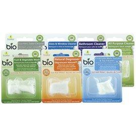 Bio green crystals