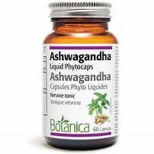 Botanica Ashwagandha 60 caps