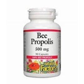 Natural Factors Bee Propolis Extract 500 mg 90 capsules
