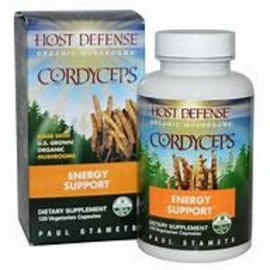 Host Defense Cordyceps 120 Caps