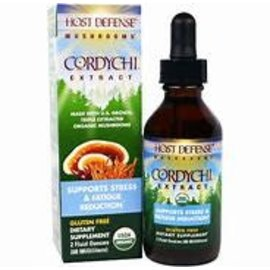Host Defense Cordychi Extract 60ml