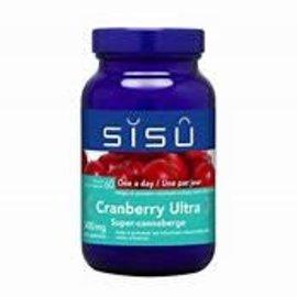 Sisu Cranberry Ultra 60 vcaps